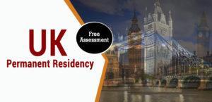 UK Permanent Resident Visa