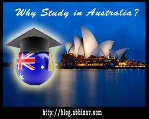 why-study-in australia