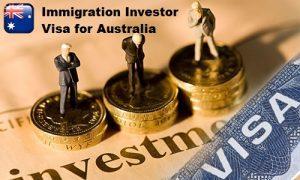 Immigration Investor Visa for Australia