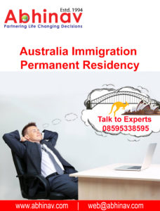 Australia Immigration Permanent Residency