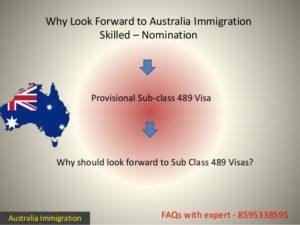 Australia Immigration PR