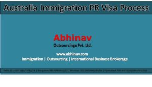 PR process for Australia