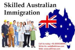 Australia Skilled Occupation