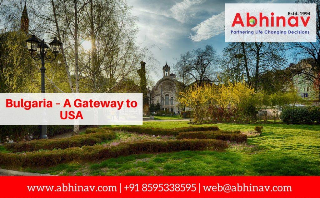 Move to Bulgaria