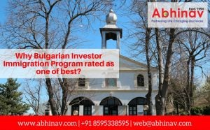 Bulgaria Citizenship by Investment Program