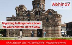 Migrating to Bulgaria is a boon for your children. Here's why.