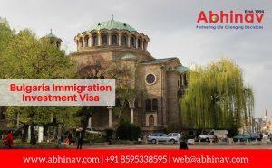 Bulgaria Immigration Investment Visa