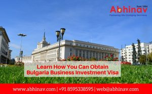 Bulgaria Business Investment Visa