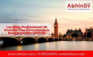 UK Investor Visa Consultants in Bangalore