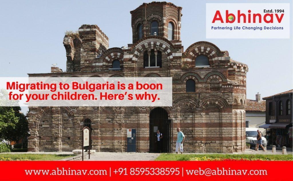 Migrating to Bulgaria