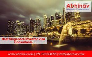 Best Singapore Investor Visa Consultants