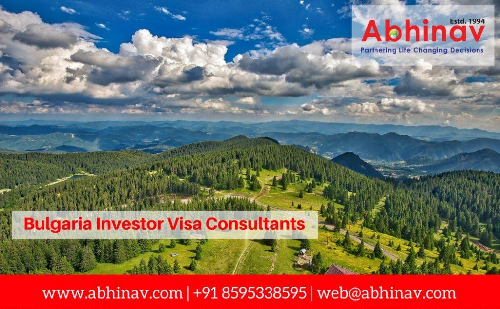 Bulgaria Investor Visa Consultants