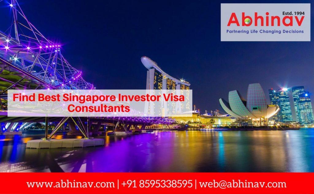 Find Best Singapore Investor Visa Consultants