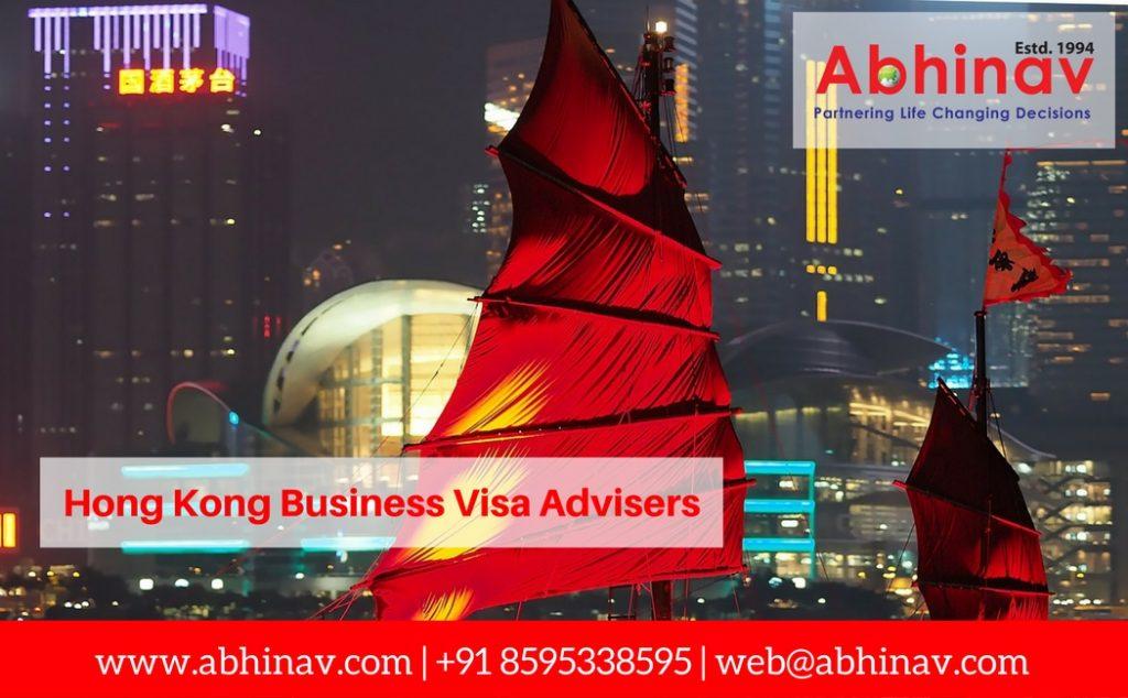 Hong Kong Business Visa Advisers