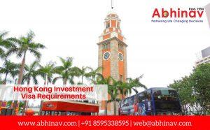 Hong Kong Investment Visa Requirements