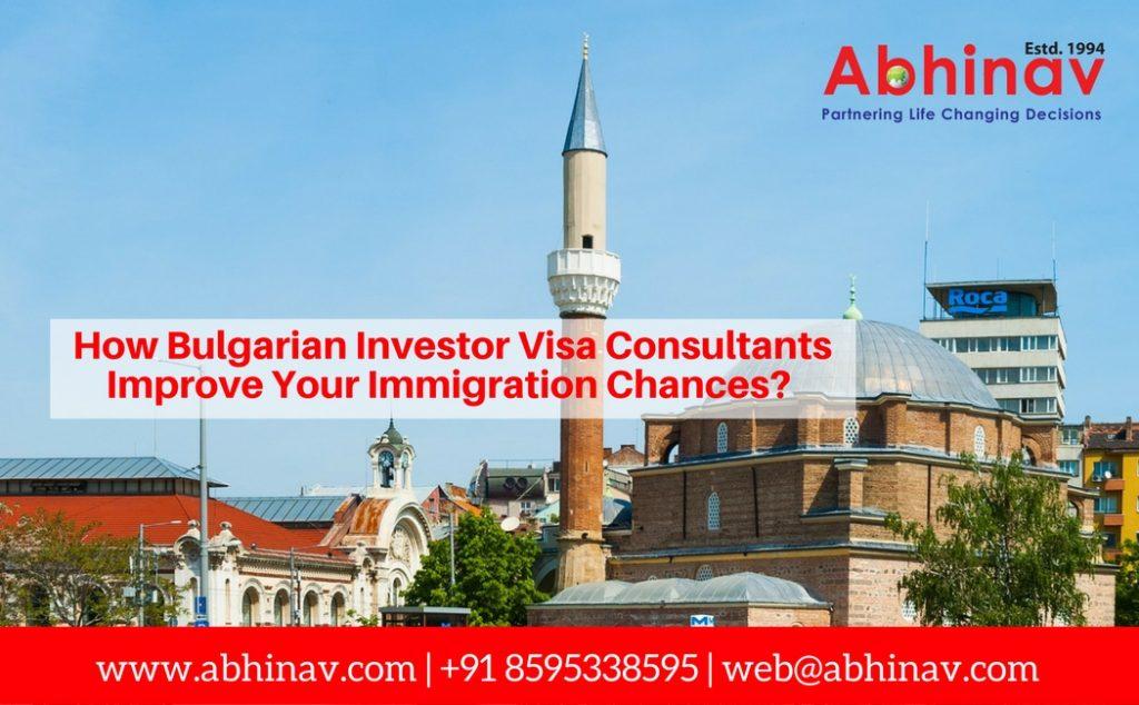 Bulgarian Investor Visa Consultants
