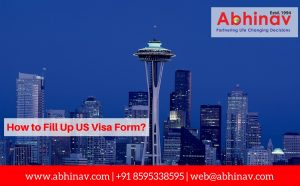 How to Fill Up US Visa Form?
