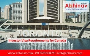 Investor Visa Requirements for Canada