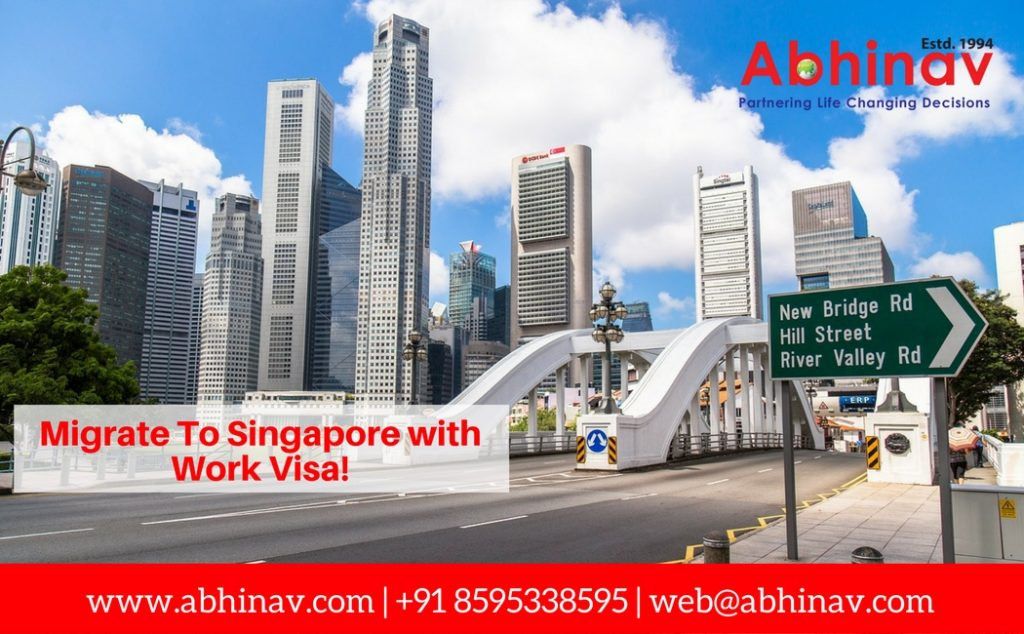 Migrate To Singapore