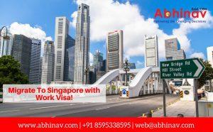 Migrate To Singapore