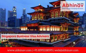 Singapore Business Visa Advisers