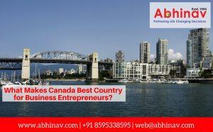 Best Country for Business Entrepreneurs
