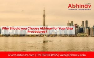 Choose Abhinav for Your Visa Procedures