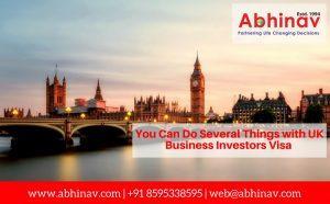 UK Business Investors Visa
