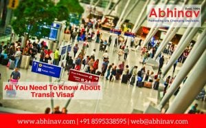 All You Need To Know About Transit Visas