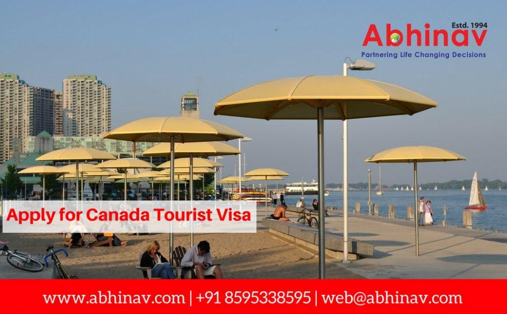 Apply for Canada Tourist Visa