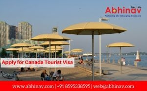 Apply for Canada Tourist Visa