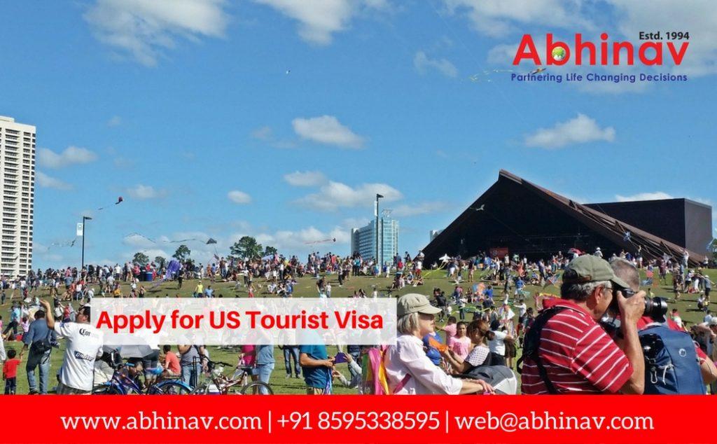 Apply for US Tourist Visa