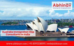 Australia Immigration Visa Consultants in India