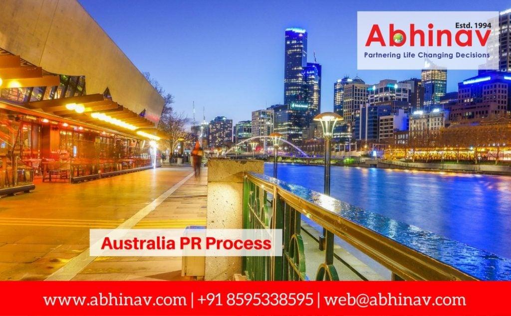 Australia PR Process
