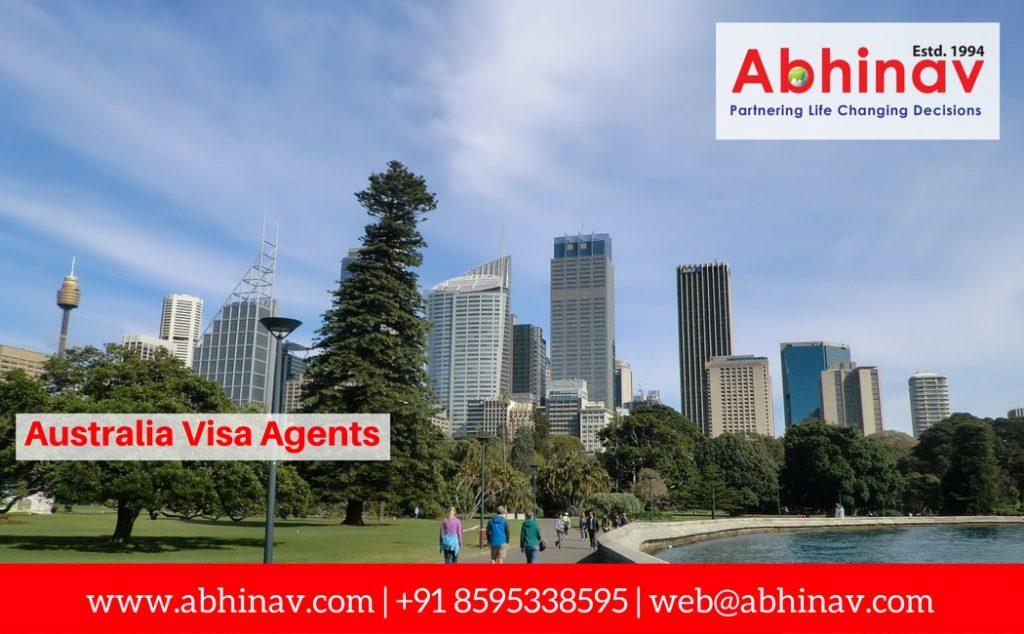Australia Visa Agents