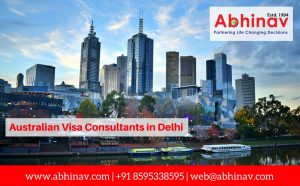 Australian Visa Consultants in Delhi