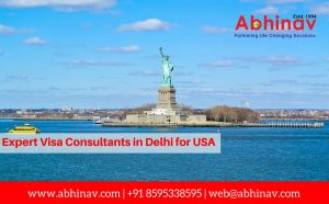 Visa Consultants in Delhi for USA