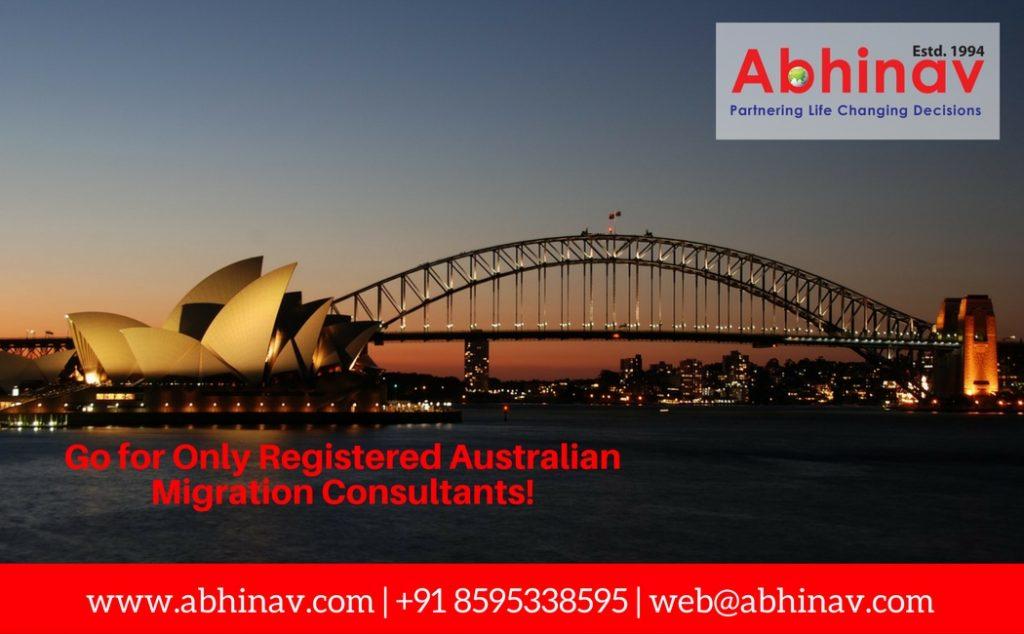 Registered Australian Migration Consultants