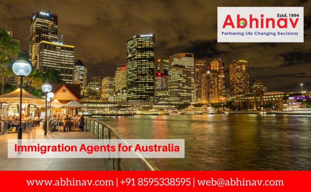 Immigration Agents for Australia
