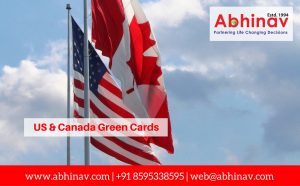 US & Canada Green Cards
