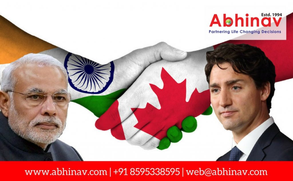 Business Agreements Worth $1B Signed between Indian & Canadian Firms
