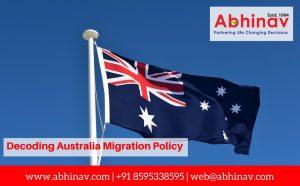 Australia Migration Policy