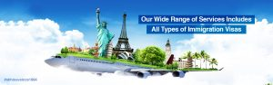 All types of Immigration visa