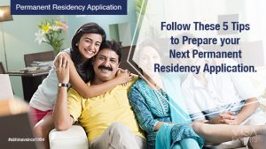 Canada Permanent Residency Application