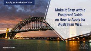 How to Apply for Australian PR Visa