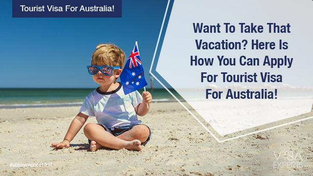 Australia Tourist Visa
