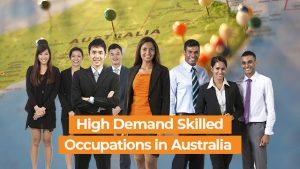 Australia Occupation List