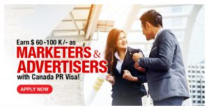 Marketers and Advertisers Occupation