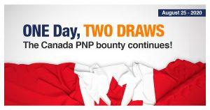Canada PNP Draws