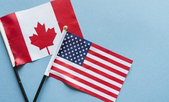 Are the salaries in Canada much lower than the United States?